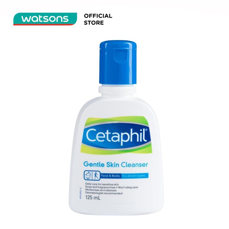Sữa Rửa Mặt Cetaphil Gentle Skin Cleanser 125ml giá rẻ