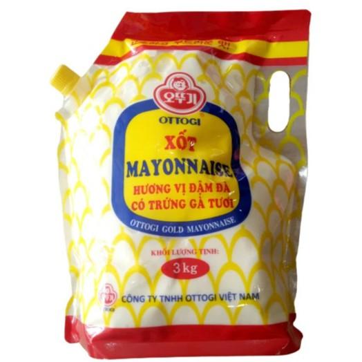 Xốt mayonnaise Ottogi Hàn Quốc 3kg