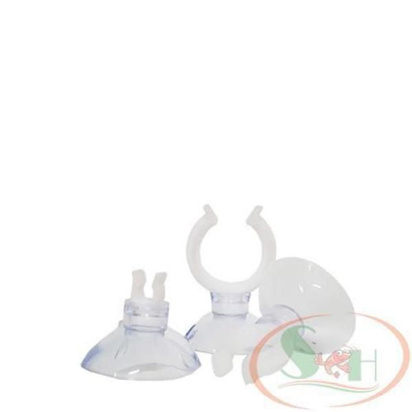 Hít Nhựa Kẹp Giữ Ống Dây Oxy Co2 Ống In Out