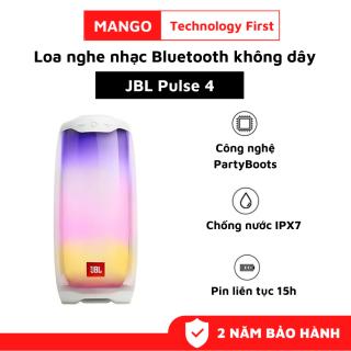 [Bản Mới Full Đèn 360 ] Loa Blutooth JBL Pulse 4 Cao Cấp - Nghe Nhạc Công Suất Lớn 20W, Đèn Nháy Theo Nhạc, Âm Bass Mạnh Mẽ, Treble Rời, Chơi Nhạc 12H, Chống Nước IPX7, Bluetooth V4.2, Sử Dụng Cho Máy Tính PC, Tivi, Laptop, Điện Thoai thumbnail