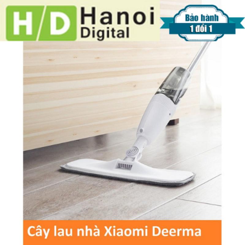 Cây Lau Nhà Phun Nước Deerma Water Spray Mop - TB500 - Hàng Chính Hãng