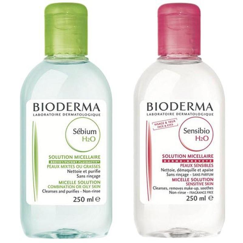 Tẩy trang Bioderma cao cấp
