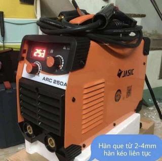 Máy hàn điện tử JASIC ARC250 thumbnail