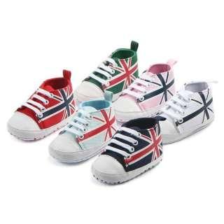 (CHỌN MÀU) Giày bít đế mềm chống trượt in hình lá cờ bé trai bé gái (Mẫu 7 giày thể thao) giầy tập đi, giày tập đi đế mềm, giày đế mềm, giầy bít, giày vải, dép, sandal