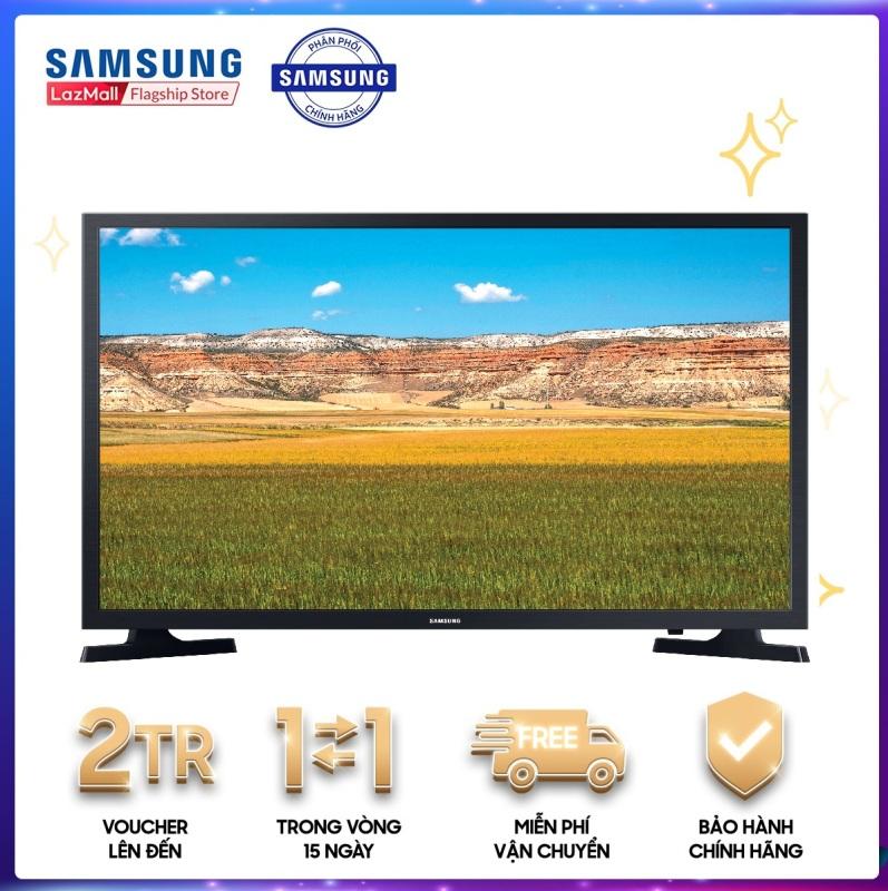 Smart Tivi Samsung 32 inch UA32T4300 Mới 2020, HD, Smart Tivi Samsung 32 inch UA32T4300 Mới 2020 Hệ điều hành Tizen OS, chính hãng
