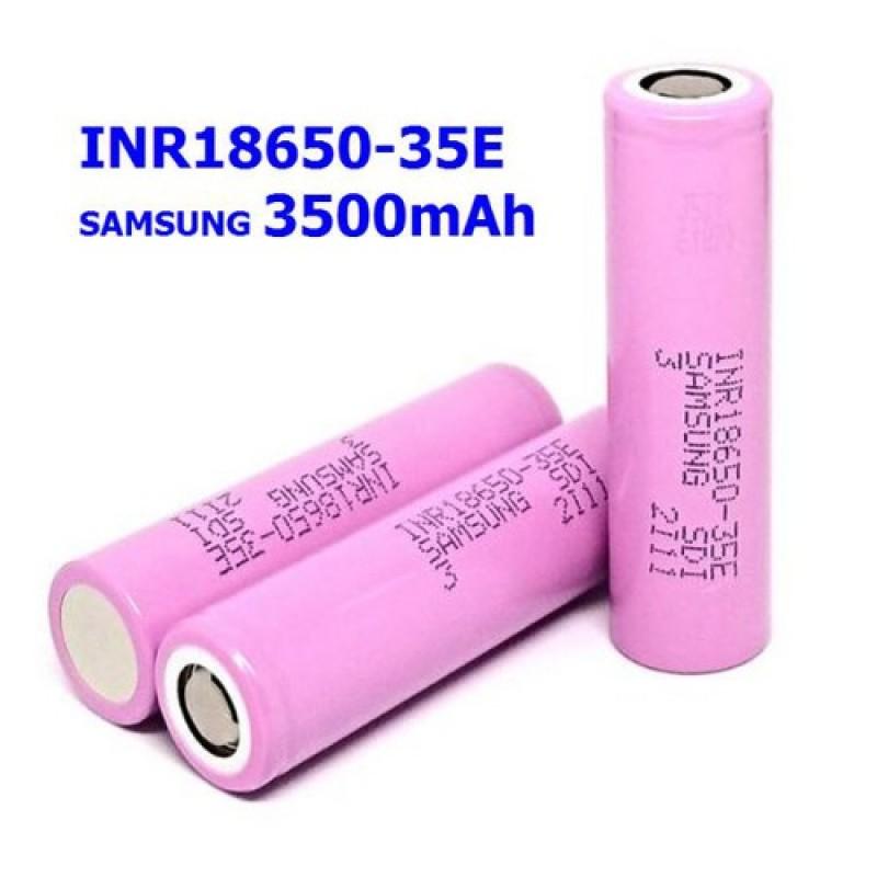 Pin Samsung 18650 - 35E 3500mah Chính Hãng