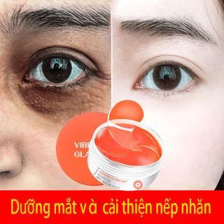 Mặt Nạ Mắt, Giảm Quầng Thâm, Dưỡng Trắng Da Vùng Mắt, Collagen cấp ẩm cấp nước, làm săn chắc da thumbnail