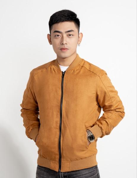 Áo da lộn lót lông MK Clever - Chất liệu Da lộn cao cấp, mặt vải đanh mịn - Thiết kế lót lông mềm, mịn và giữ ấm cực tốt - Form ôm gọn, đứng dáng - DLLL045