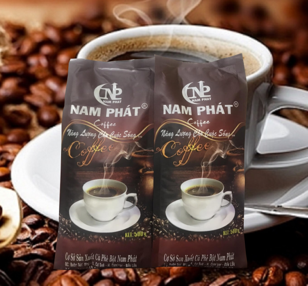 500Gram [ 1 GÓI ] CÀ PHÊ PHA PHIN TRUYỀN THỐNG 100% - LOẠI CHUẨN MANG ĐẬM HƯƠNG VỊ CAFE BAN MÊ