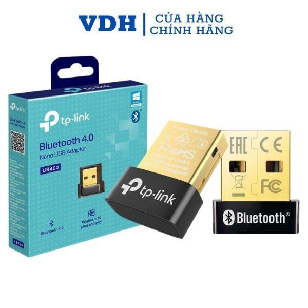 Bảng giá Usb bluetooth Tplink UB400,Thiết bị kết nối bluetooth 4.0 qua cổng usb chính hãng dùng cho máy tính,VDH STORE Phong Vũ