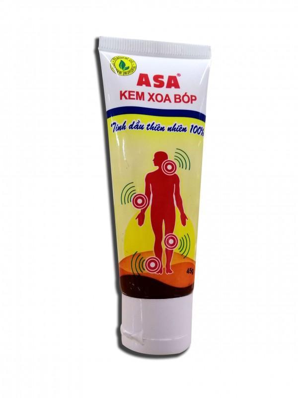 Kem xoa bóp giảm đau nhức ASA 45g chính hãng