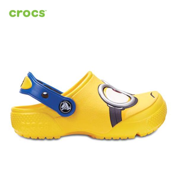 Giá bán CROCS Giày Clog Trẻ Em FunLab Minions 204113