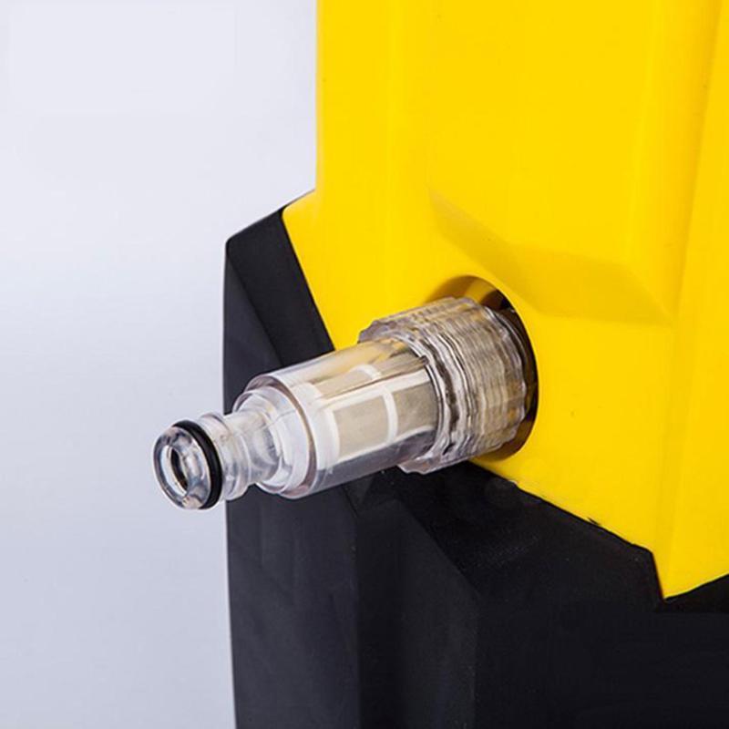 Đầu lọc nước - Cút lọc nước đầu vào máy rửa xe áp lực cao - đầu lọc máy rửa xe