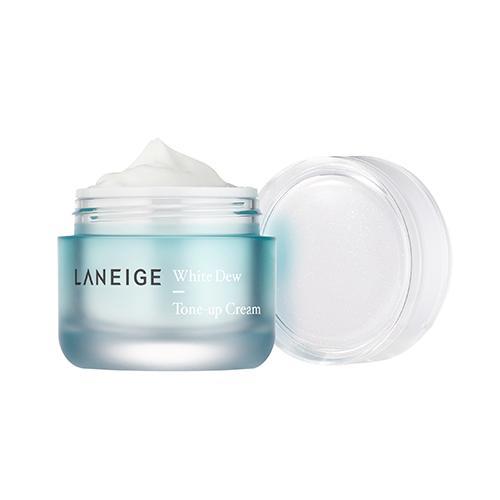 KEM DƯỠNG TRẮNG SÁNG DA RẠNG RỠ LANEIGE White Dew Tone-Up Cream