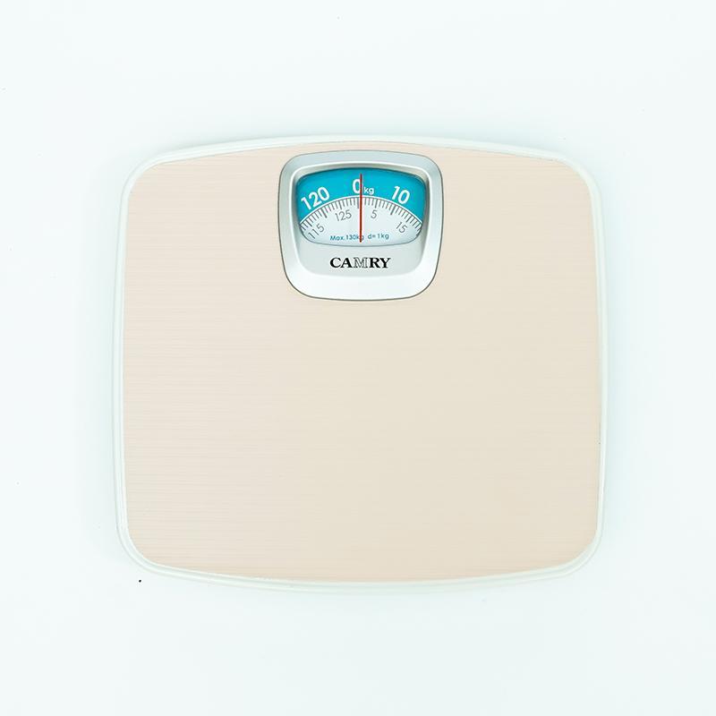 Cân sức khỏe Cân gia đình Camry BR202011A cao cấp hoạt động cơ học, trọng tải tối đa 130kg ( bước nhảy 0.1kg ) nhập khẩu