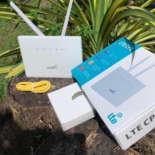 (HÀNG MỚI VỀ) BỘ PHÁT WIFI 4G CPE RS980 - ROUTER 4G 5G LTE CPE RS980 PLUS - 4 cổng LAN 1 cổng WAN, 4G TỐC ĐỘ 300MBPS, 30 THIẾT BỊ CÙNG KẾT NỐI, LẮP CHO ÔTÔ KHÁCH, CAMERA thumbnail