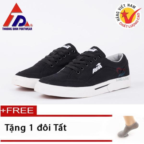 Giày Avia Thượng Đình - Tặng 1 đôi tất trơn