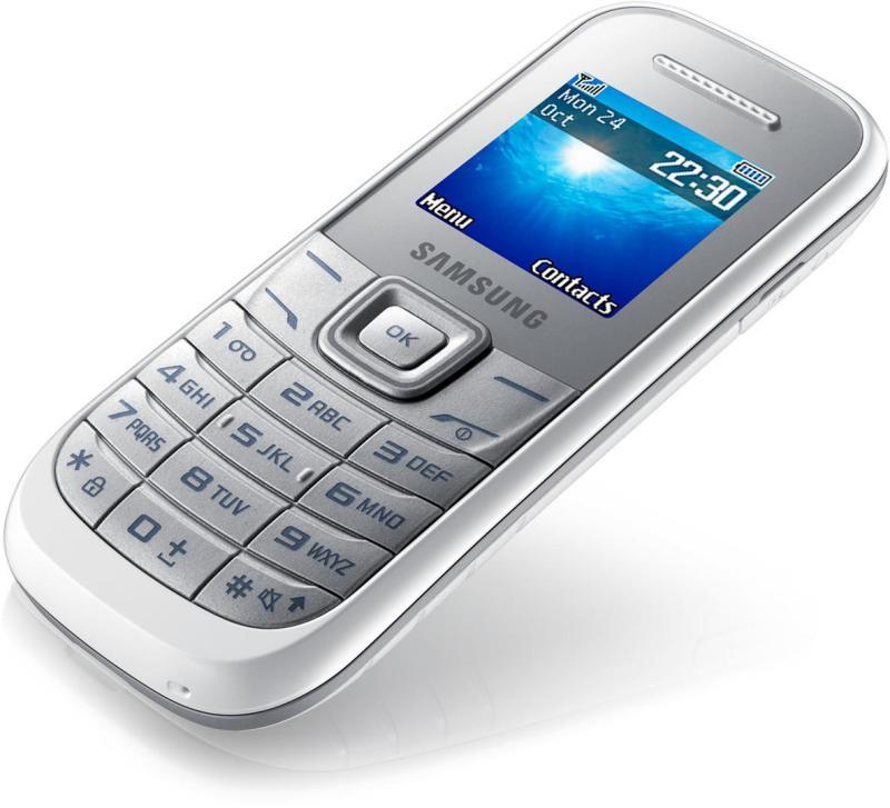 Samsung E1200 - Hãng phân phối chính thức