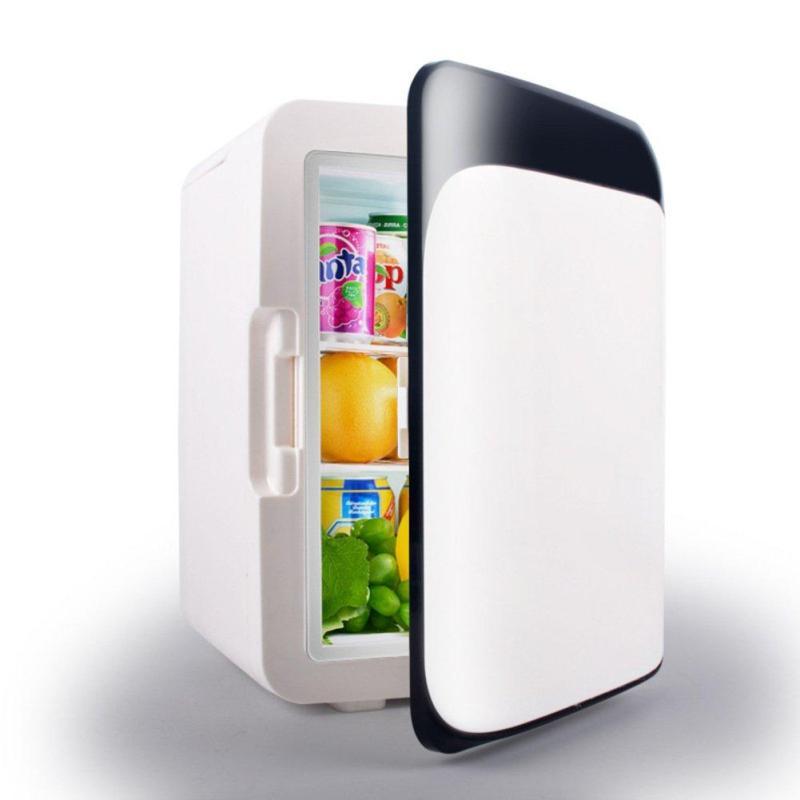 Tủ lạnh mini 2 chế độ nóng lạnh 10 lít Giá Tốt-TL10L,Tủ lạnh, tủ mát mini dùng cả trong nhà, trên oto, xe hơi (10 Lít, hai chiều nóng lạnh) Cao cấp