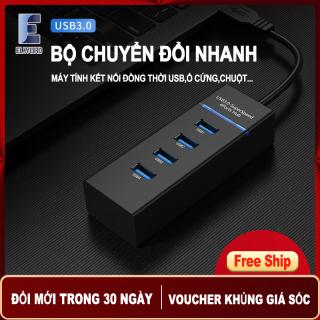 Bộ chuyển đổi USB, usb 6 cổng+ usb 4 cổng, USB 3.0 tốc độ cao, sử dụng dễ dàng, bảo vệ điện áp, tương thích nhiều thiết bị thumbnail