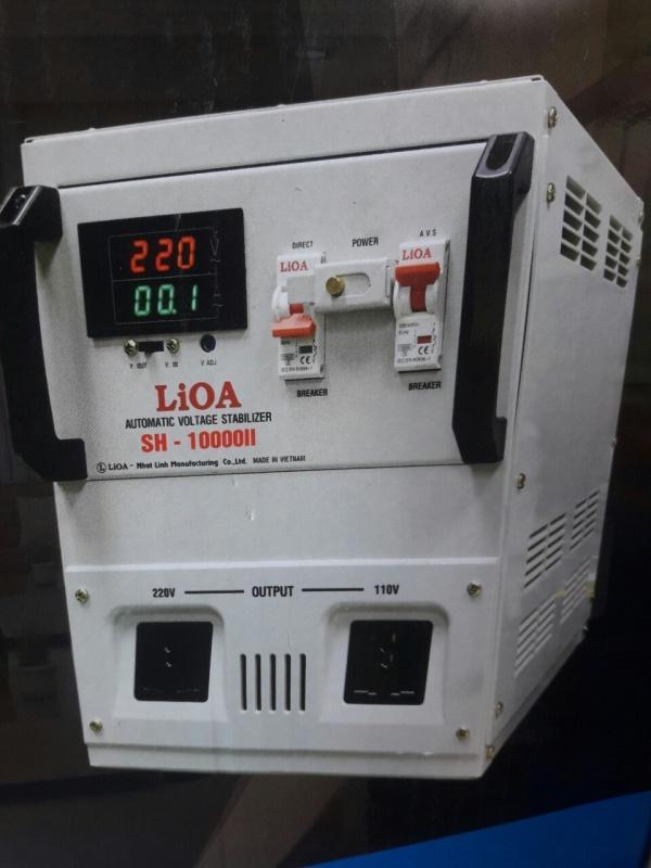 Bảng giá Ổn áp Lioa SH 10000II