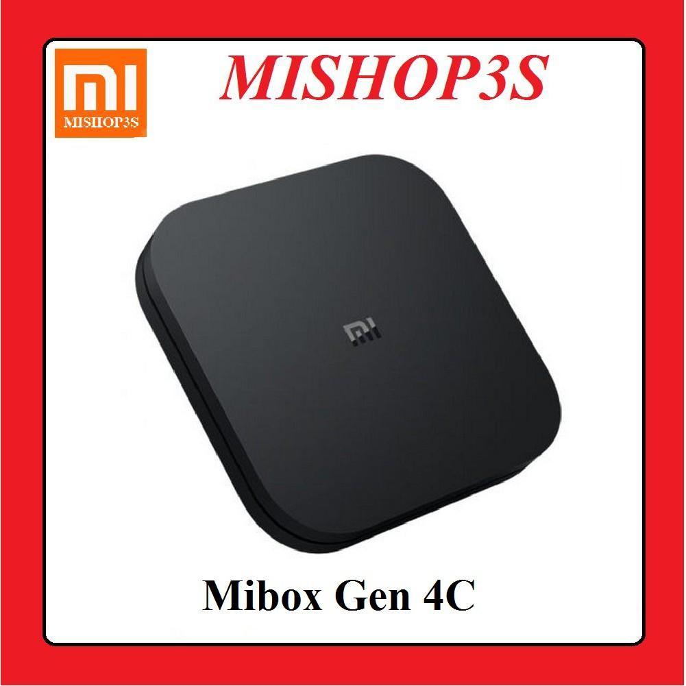 Bảng giá Xiaomi Mibox TV Gen 4C Bản Giao Diện Tiếng Việt