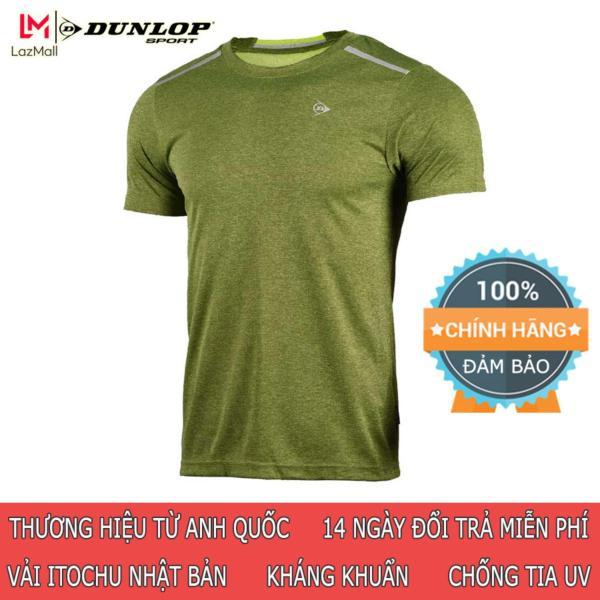 DUNLOP - Áo thể thao Nam Dunlop - DABAS8052-1 Thương hiệu từ Anh Quốc Đổi trả miễn phí