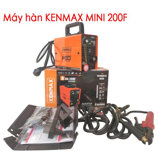 Máy hàn mini KENMAX ARC-200F-IGBT Inverter-Bảo hành 12 tháng-Đầy đủ phụ kiện