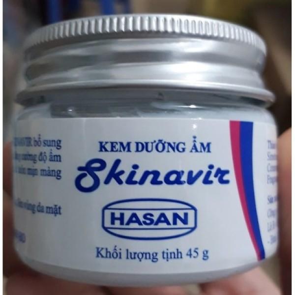 Kem Dưỡng Ẩm Skinavir - Cty Hasan - 45Gr