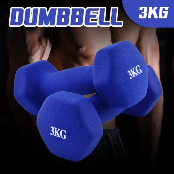 Bảng giá GYM19 - COMBO 2 tạ tay cao cấpTập Gym 3kg