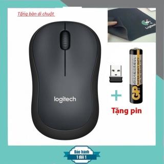 Combo Chuột Logitech M220 Tặng Lót chuột Và Pin thumbnail