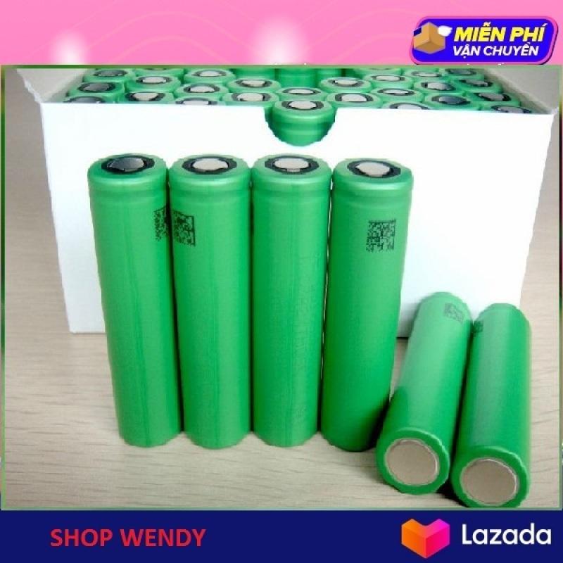 Pin cell laptop 18650 3,7V - dung lượng thật 2000mAh - 1500mAh-1000mAh-500mAh