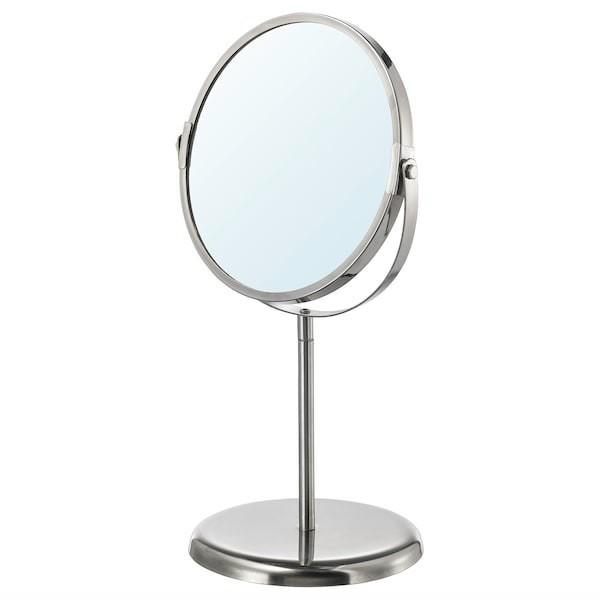 Gương trang điêm để bàn 2 mặt trensum IKEA