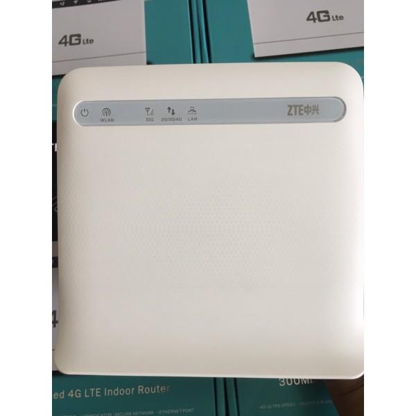 Bảng giá Thiết bị phát sóng wifi từ sim 3g4g CPE CP101. ZTE MF253S Truy cập 32 User. Có cổng lan - 2 râu anten đi kèm Phong Vũ