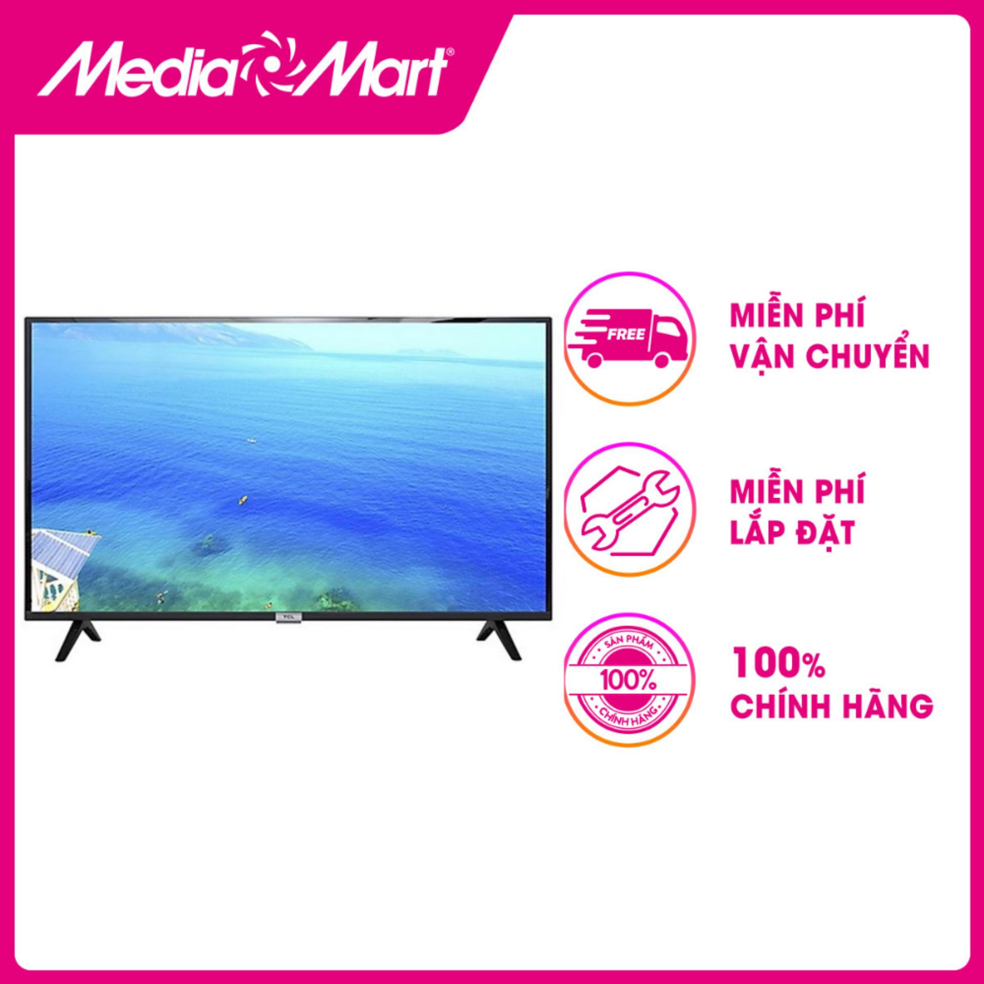 Bảng giá TV LED SMART FHD 40  TCL 40S6500