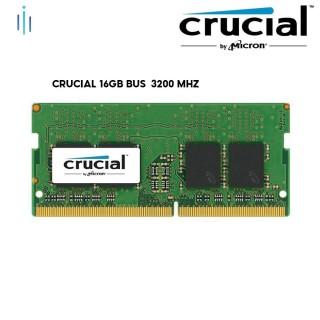 Ram Crucial DDR4 16GB Bus 3200MHz CL22 1.2v CT16G4SFS832A thumbnail