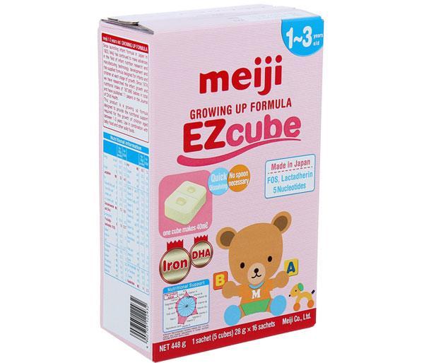 Sữa Meiji Thanh NK 16 Thanh số 9