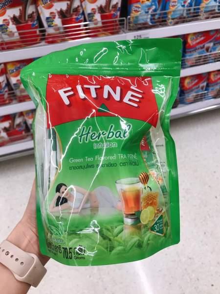Trà Fitne thái lan vị chanh và mật ong nhập khẩu