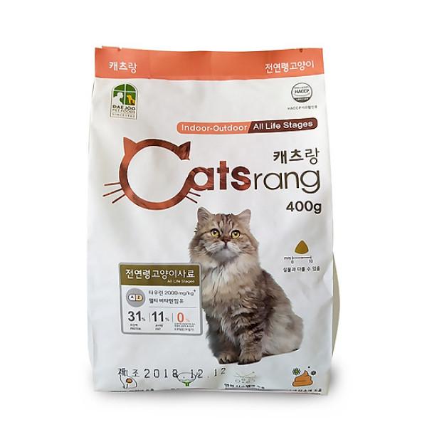 Thức Ăn Mèo Catsrang 5kg Hàn Quốc