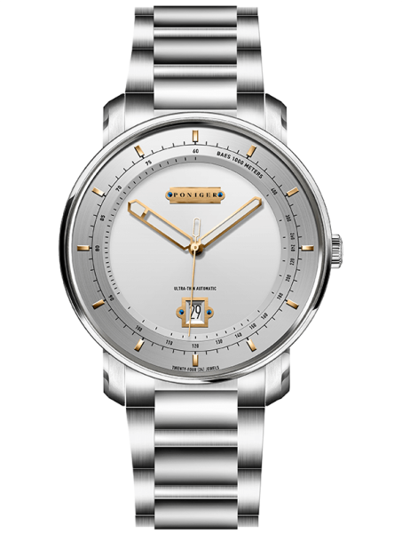 Đồng hồ nam chính hãng Poniger P9.13-1