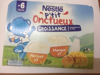Sữa chua Nestle vỉ 6 hộp vị xoài mơ (6m+) date T10.2021 thumbnail