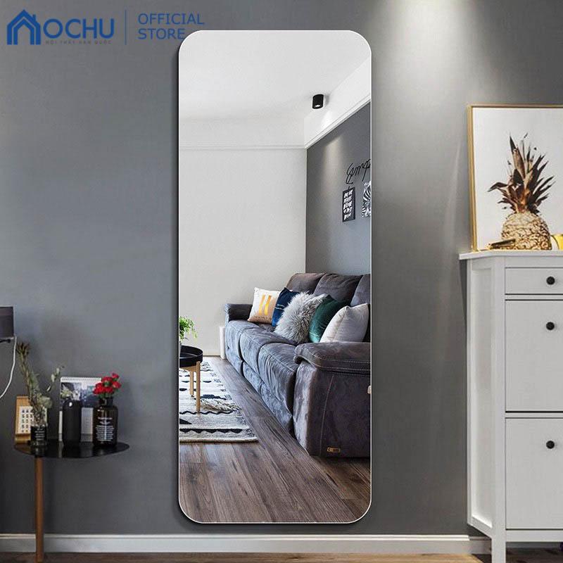 Gương Không Viền Treo Tường OCHU - B Mirror