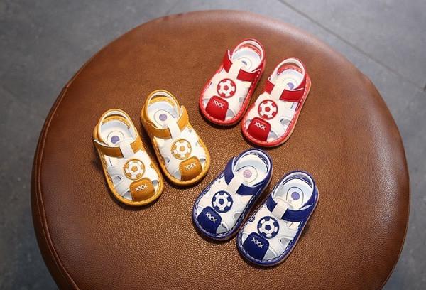 Giá bán (A203) Dép sandal, dép tập đi cho bé,đế mềm cho cả bé mới tập đi