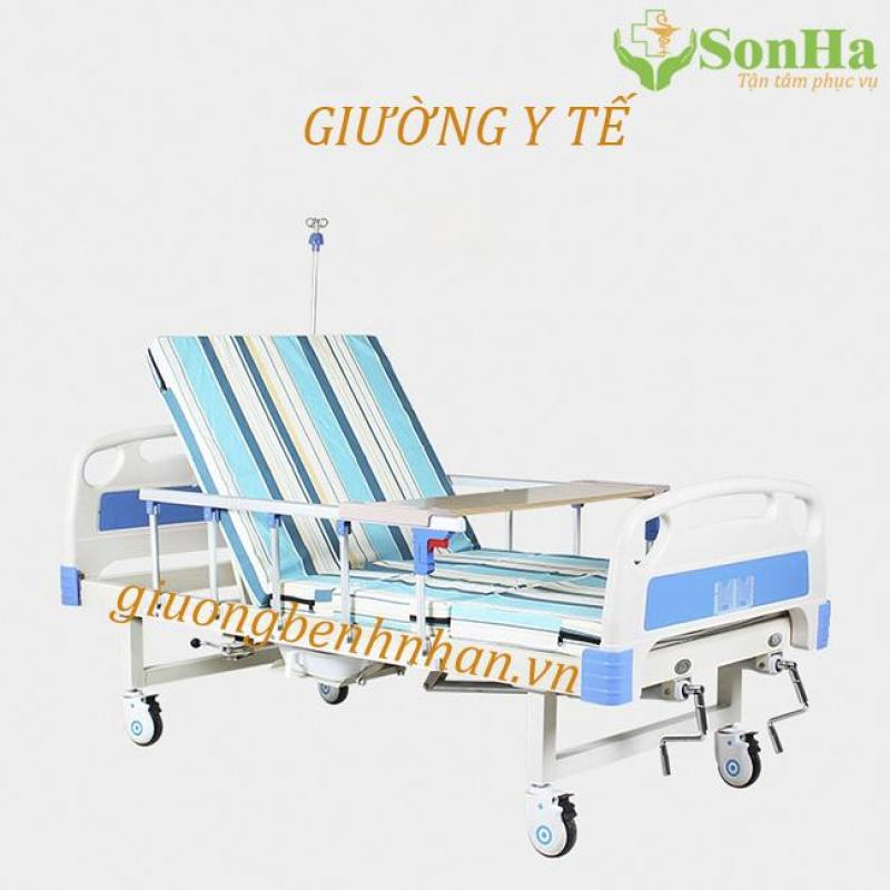 Giường y tế 3 chức năng CS18