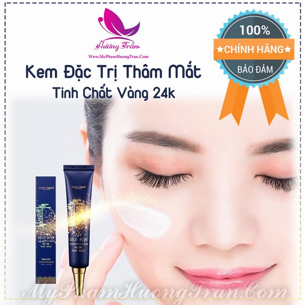 Kem Đặc Trị Thâm Mắt Nine Taheebo Eye Cream - Chính Hãng Hàn Quốc By Mỹ Phẩm Hương Trần.