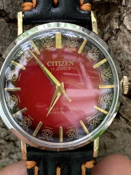 Đồng hồ nam CITIZEN của Nhật Bản