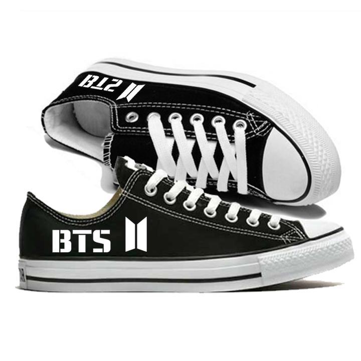 Giày BTS cổ thấp classic