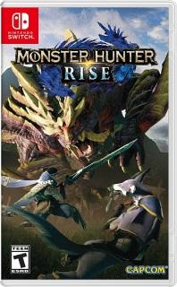 Đi a Game Nintendo Swicth Monster Hunter Rise - Standard- EU thumbnail