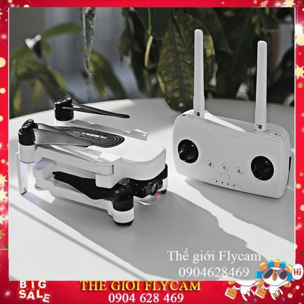 [Dòng cao cấp] Máy bay Flycam Hubsan Zino H117S Camera 4K, GPS 5.8G, Gimbal 3 Trục,  FPV 1 KM, Thời gian bay lên đến 23 phút