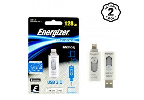 Giá Bộ nhớ USB OTG Energizer iMemory 128GB